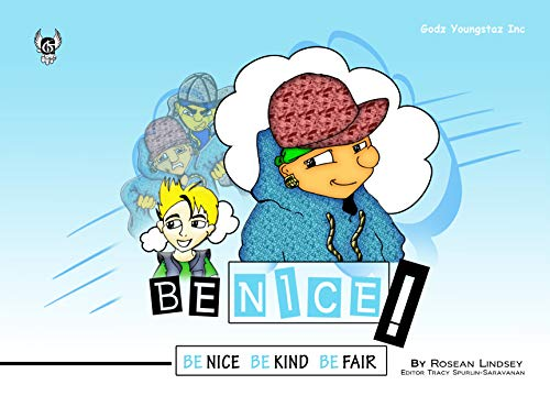 Be Nice book cover