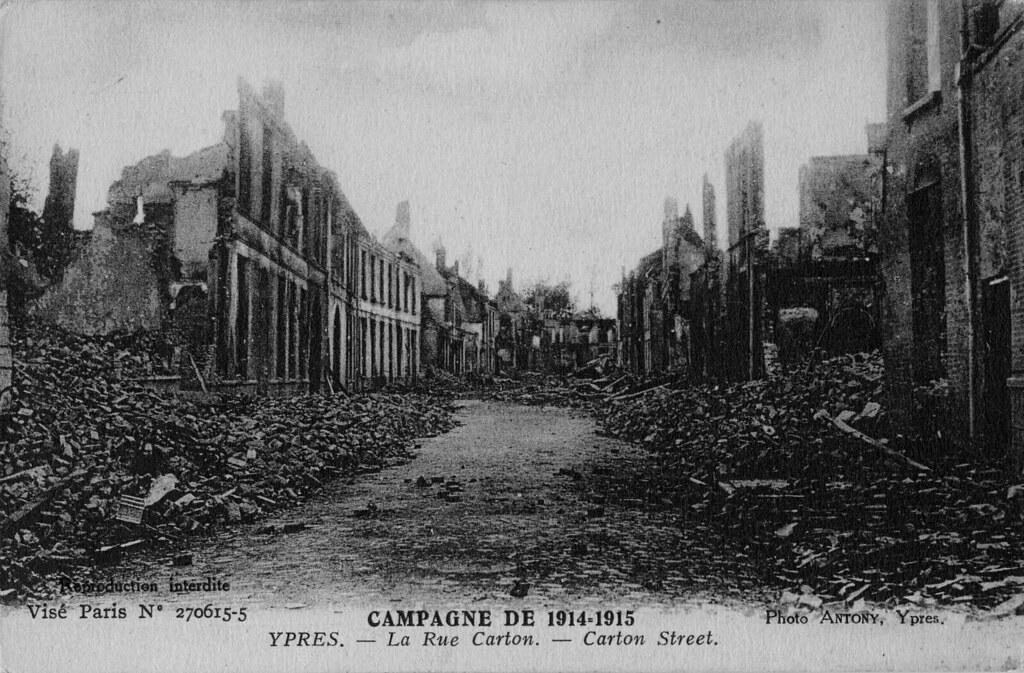 Ypres 1914-1915